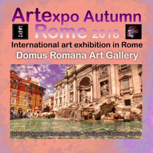 flyer fronte artexpo autumn rome-r
